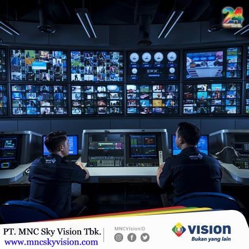 MNC Vision Rantau Prapat